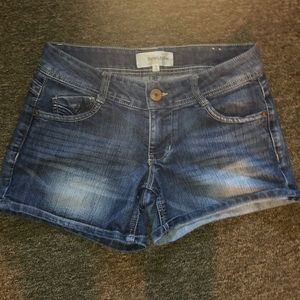 Rewind jean shorts